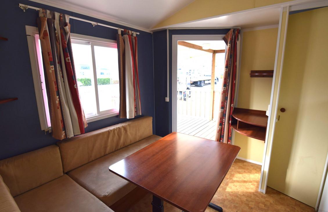 Sun roller 8 3 con terrazza case mobili village for Mobili terrazza
